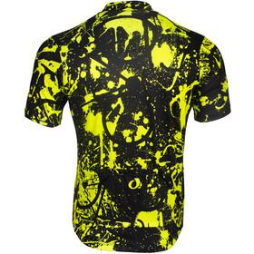 PEARL iZUMi Selected LTD Jersey Men, czarny/żółty
